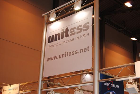 Unitess Hogatec1 in Rückschau auf die Hogatec 2012
