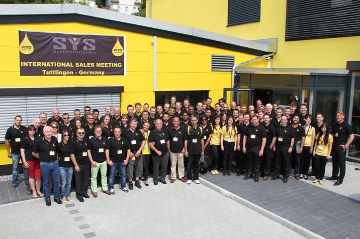 995444 10151705859319729 2090450674 N in SYS weiht neues Gebäude ein - International Sales Meeting