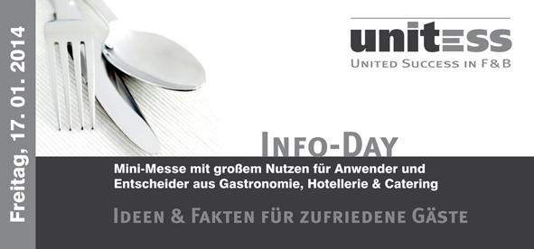 Unitess Info-Day Praxis 17012014 in